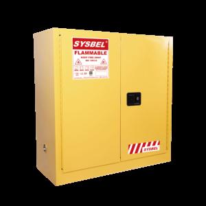 Sistemas de almacenamiento de productos contaminantes, químicos y corrosivos