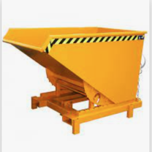 Volquete Contenedor de 2100 l (4000 kg). galvanizado para carretilla.(SK2100G).